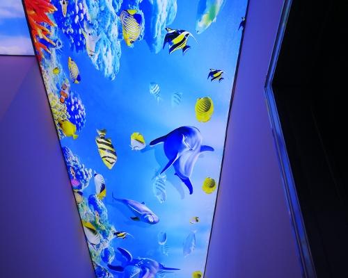 UV软膜吊顶