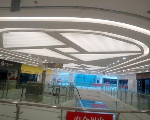 商场A级软膜天花吊顶